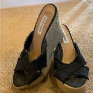 Steve Madden Wedge Sandals